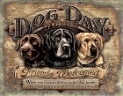 Dog Day Acres -  Metal Sign