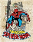 Spider-Man - Cover Splash Metal Tin Sign