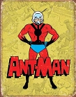 Ant-Man Retro Metal Tin Sign