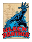 Black Panther Retro Metal Tin Sign