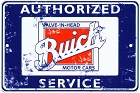 Buick Service Sm. Parking Sign