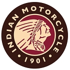 Indian Logo Round Sign