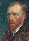 Van Gogh - Self Portrait