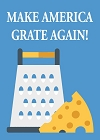 Make America Grate Again Magnet