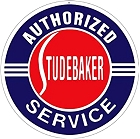 Studebaker 24 inch Large Round Sign