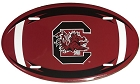 South Carolina Gamecocks Oval License Plate