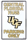 UCF Knights New Large Parking Sign
