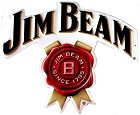 Jim Beam Rosetta Die Cut Sign