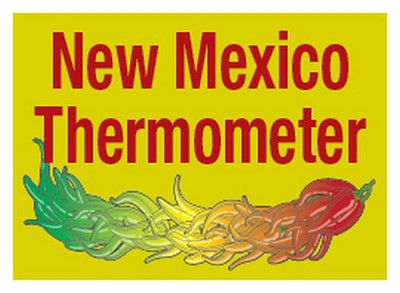 NM Thermometer Sm Sticker
