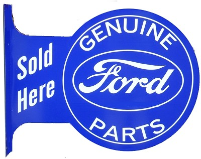 Ford Flange Sign