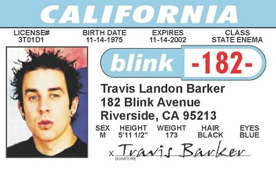 Blink - Travis ID