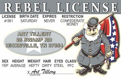 Old Rebel ID