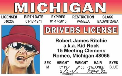 Kid Rock ID
