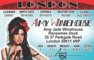 Amy Winehouse ID